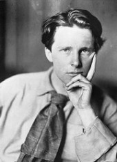 Quote Picture From Rupert Brooke